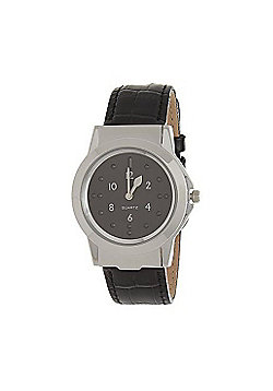 RNIB Large Tactile Watch - Leather Strap