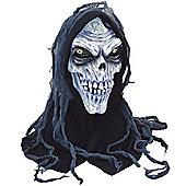 Halloween Corpse Mask - With Hood