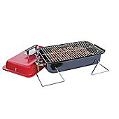 Lifestyle Portable Camping Gas Barbeque c/w Lava Rock