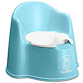 BabyBjorn Potty Chair (Turquoise)
