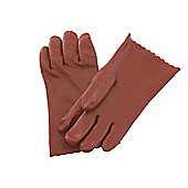 Kent Glove Pvc Gauntlet Red 9.5in