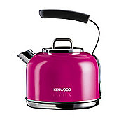 Kenwood SKM039A 2.2kW 1.25 Litre Traditional Kettle with SureGrip in Magenta