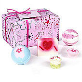 Bomb Cosmetics Pretty In Pink Gift Set