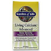 Garden Of Life Living Calcium Advanced 120 Capsules