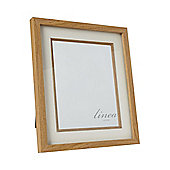 Linea Wood Photo Frame 8X10 In Brown