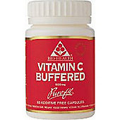 Bio-Health Buffered Vitamin C 500Mg 60 Capsules