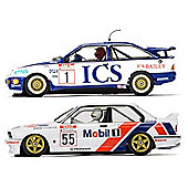 Corgi Touring Car Legends Twinpack Ford Sierra RS500 and BMW E30