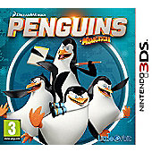Penguins of Madagascar Nintendo 3DS