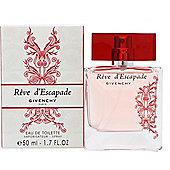 Givenchy Reve d'Escapade Eau de Toilette (EDT) 50ml Spray For Women