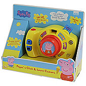 Peppa's Click & Learn Camera