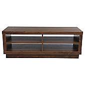 Torino 4 Shelf Tv Unit Mango Effect