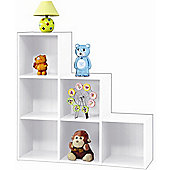 Altruna Easy Life Compo 21 Children Shelve Unit - White