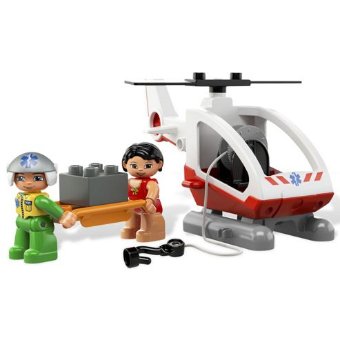 LEGO Duplo - Emergency Helicopter.