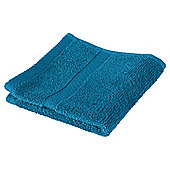 Tesco 100% Combed Cotton Bath Towel Teal