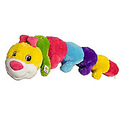 Soft Toys Giant Rainbow Caterpillar