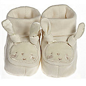 Natures Purest Pure Love Bunny Bootees