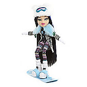 Bratz Snowkissed Jade Doll