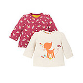 Fawn Tops - 2 Pack