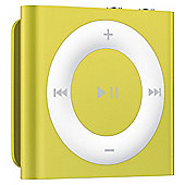 Apple 2GB (4th Gen) shuffle iPod Yellow
