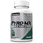 Sci-MX Pyro-MX Stimulant Free - 100 Capsules