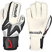 Reusch Waorani Pro Duo G2 Goalkeeper Gloves - Black