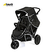Hauck Freerider Tandem Pushchair, Black