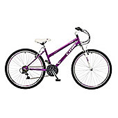 "2015 Coyote Miami 15"" Ladies 26"" Wheel Mountain Bike"