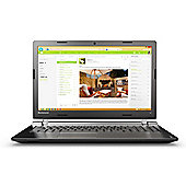 "Lenovo IdeaPad 100 Notebook - Intel Celeron/4GB/500GB/15.6""/DVDRW/Windows 10"