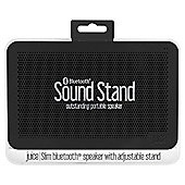 Juice Sound Stand Bluetooth Speaker, Black