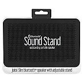 Juice Sound Stand Bluetooth Speaker, Black
