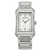 Karen Millen Ladies Swarovski Crystal Watch - KM111SM