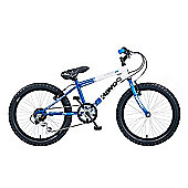 "Concept Havoc Boys 6 Speed 20"" Blue/White"