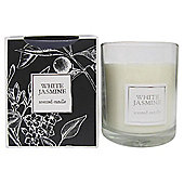 Greenhill and York White Jasmine Boxed Filled Candle