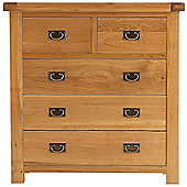 Thorndon Hampton 2 Over 3 Drawer Chest