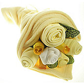 Traditional Baby Lemon Clothes Bouquet