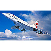 Revell Concorde British Airways 1:72 Aircraft Model Kit - 04997