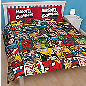Marvel Comics, Avengers Boys Double Duvet Set