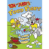 Tom And Jerry'S Food Fight (DVD)