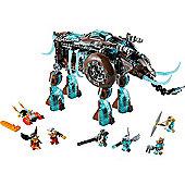 LEGO Chima Maula Ice Mammoth Stomper 70145
