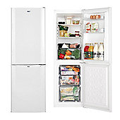 LEC TF50152W Freestanding Fridge Freezer in White frost free energy rating A
