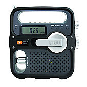 Eton Solarlink Fr360 Shortwave FM Am Tuner Radio