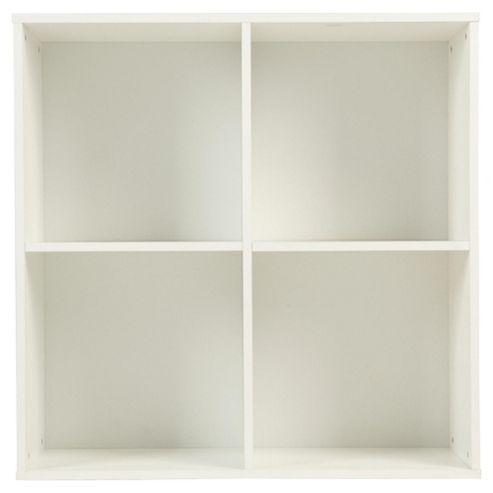 Jasper Storage Cube White