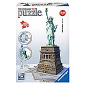 Statue of Liberty - 3D Building Puzzle