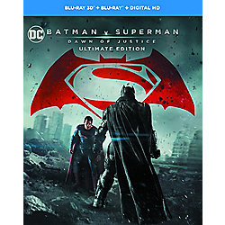 Batman v Superman: Dawn of Justice Blu-ray 3D