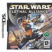 Star Wars Lethal Alliance - NintendoDS