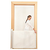 Lascal KiddyGuard Avant Retractable Safety Gate White