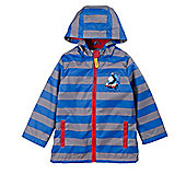 Thomas The Tank Engine Fleece Lined Mac