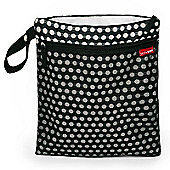 Skip Hop GRAB & GO Wet/Dry Bag (Connected Dots)