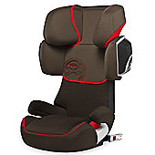 Cybex Solution X2-Fix Car Seat (Mahagony)