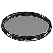 Hama Polarising Filter circular 67.0 mm C14 coated